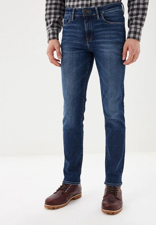 мужские прямые джинсы marc o'polo, синие