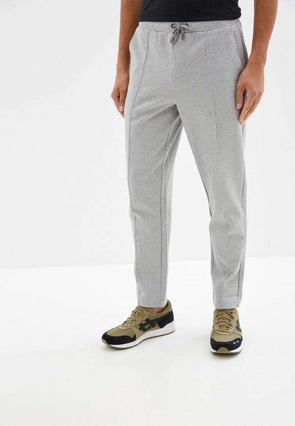 мужские спортивные спортивные брюки marc o'polo, серые