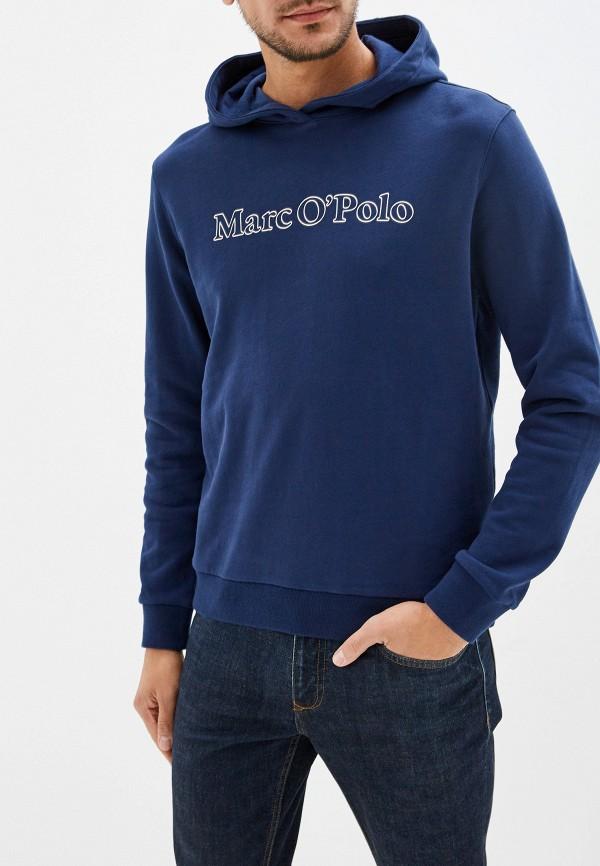 мужские худи marc o'polo, синие