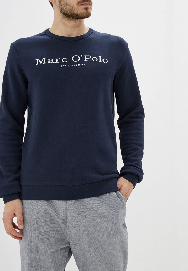мужской свитшот marc o'polo, синий