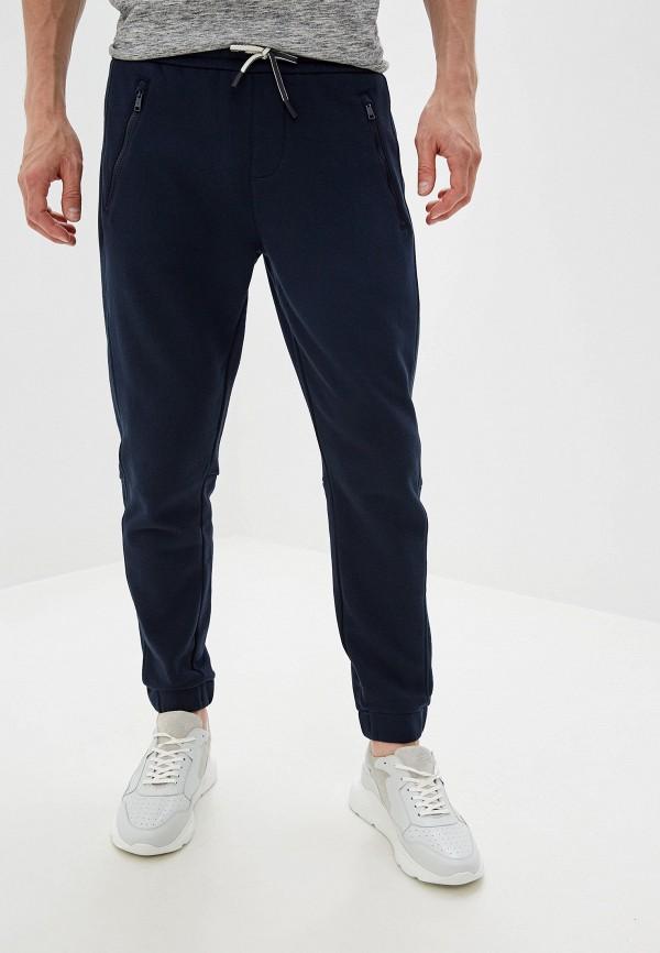 мужские спортивные спортивные брюки marc o'polo, синие