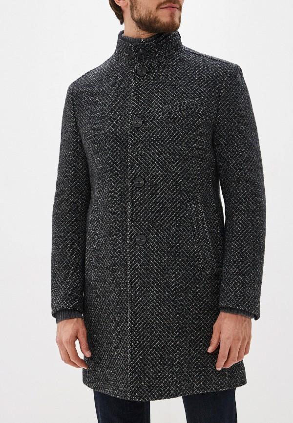 мужское пальто marc o'polo, серое