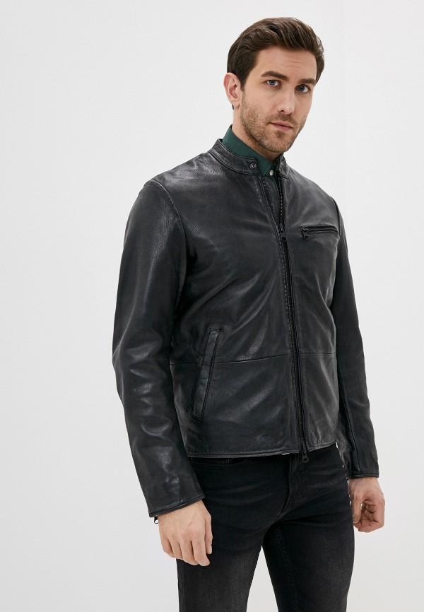 мужская куртка marc o'polo, черная