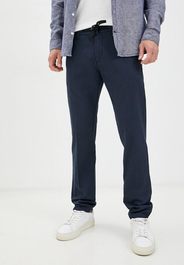 мужские брюки чинос marc o'polo, синие