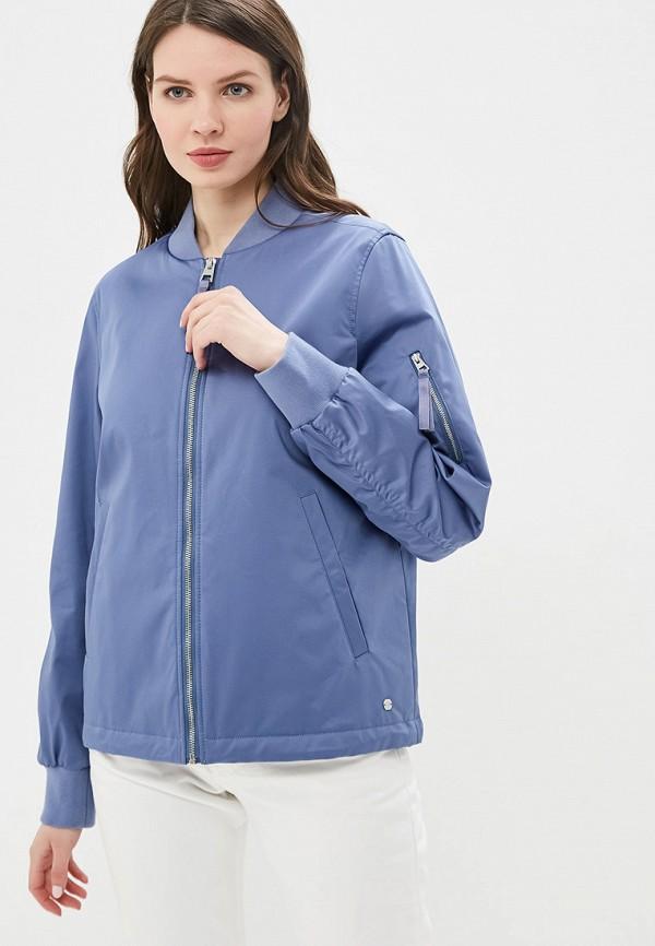 женская куртка marc o'polo, синяя
