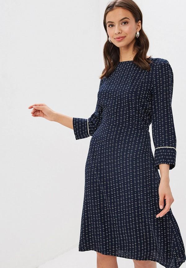 женское повседневные платье marc o'polo, синее