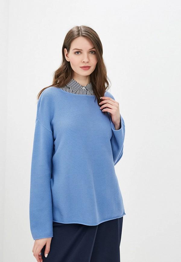 женский джемпер marc o'polo, синий