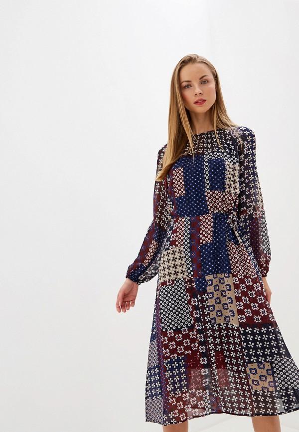 женское повседневные платье marc o'polo, разноцветное