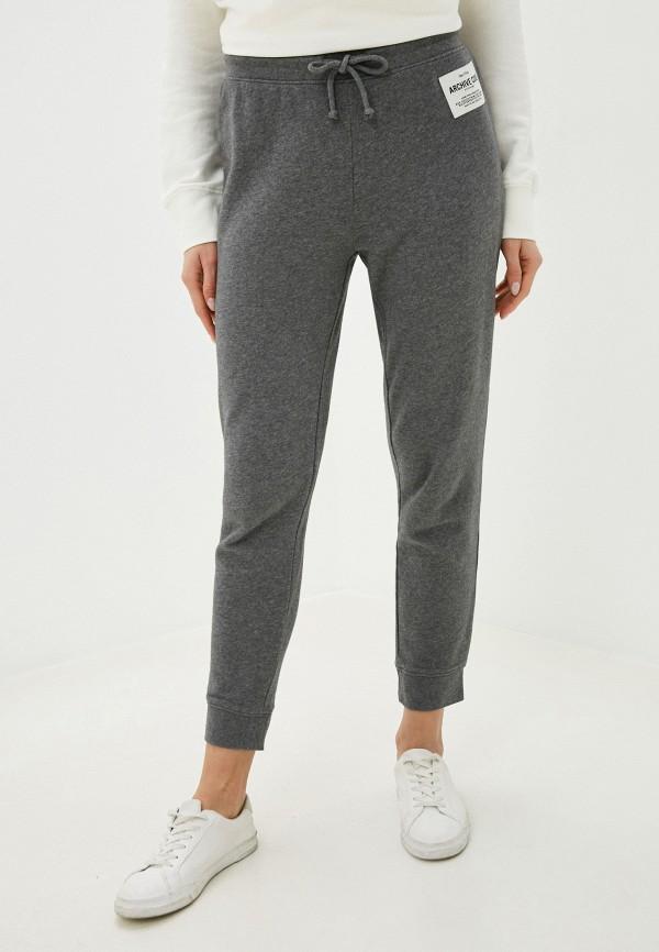 женские спортивные брюки marc o'polo, серые