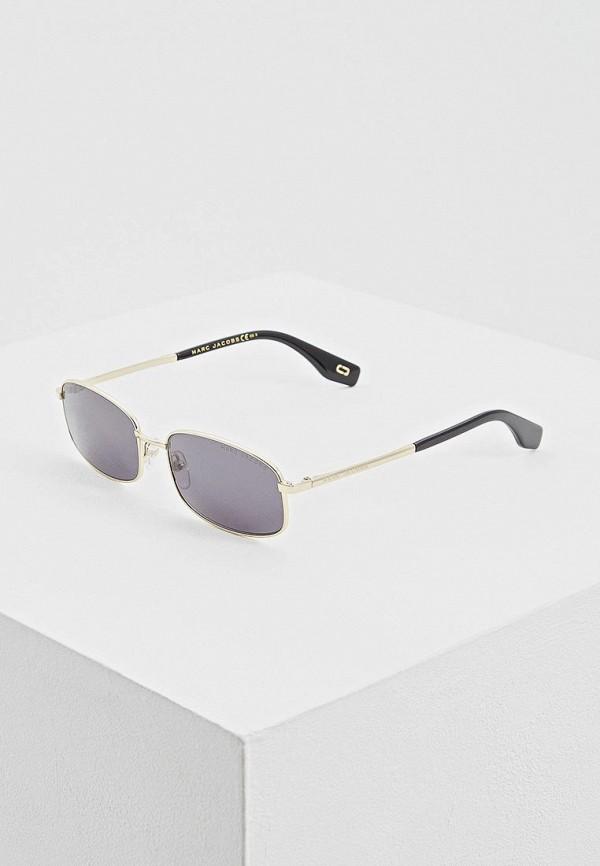 женские солнцезащитные очки marc jacobs, серые