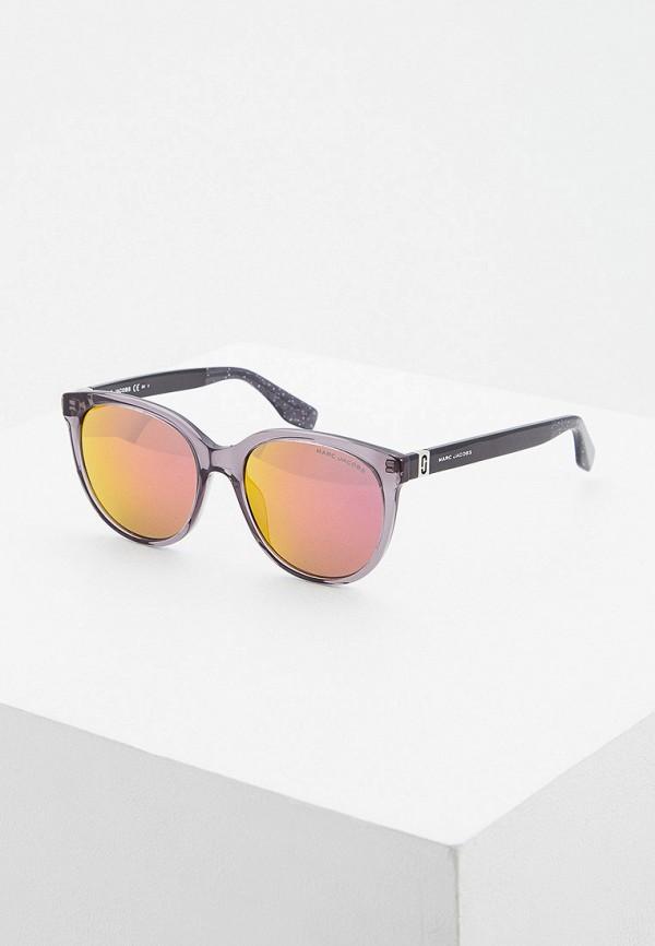 женские солнцезащитные очки кошачьи глаза marc jacobs, разноцветные