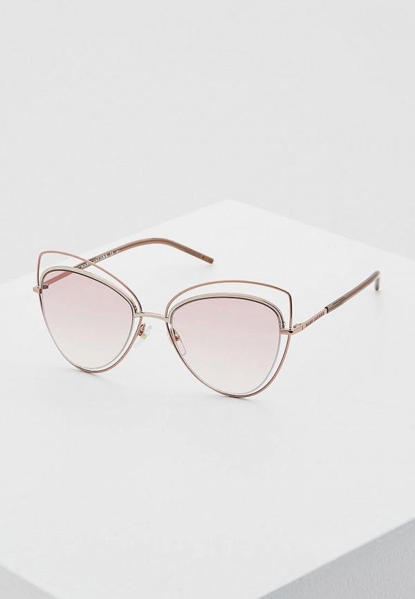 Очки солнцезащитные Marc Jacobs Marc Jacobs MA298DWIZA73 солнцезащитные очки marc by marc jacobs 154 s