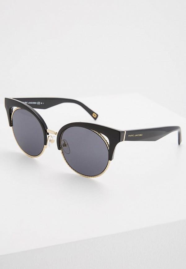 Очки солнцезащитные Marc Jacobs Marc Jacobs MA298DWYBU37 солнцезащитные очки marc by marc jacobs 096 s bu8jj