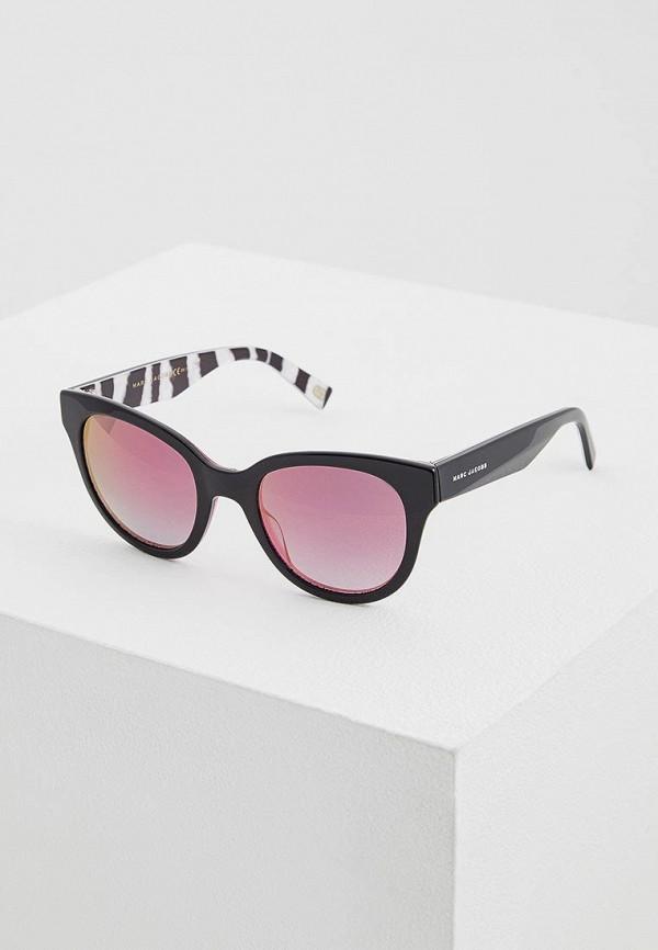 купить Очки солнцезащитные Marc Jacobs Marc Jacobs MA298DWYBU42 по цене 11599 рублей