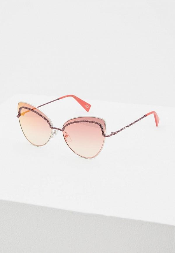 купить Очки солнцезащитные Marc Jacobs Marc Jacobs MA298DWYBU52 по цене 15499 рублей