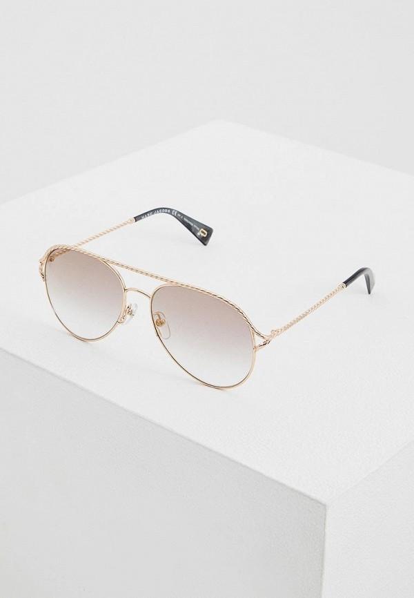 Очки солнцезащитные Marc Jacobs Marc Jacobs MA298DWYBU56 солнцезащитные очки marc by marc jacobs 154 s