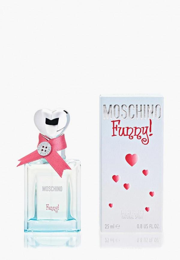 Туалетная вода Moschino Moschino MA298LWFI619 цена