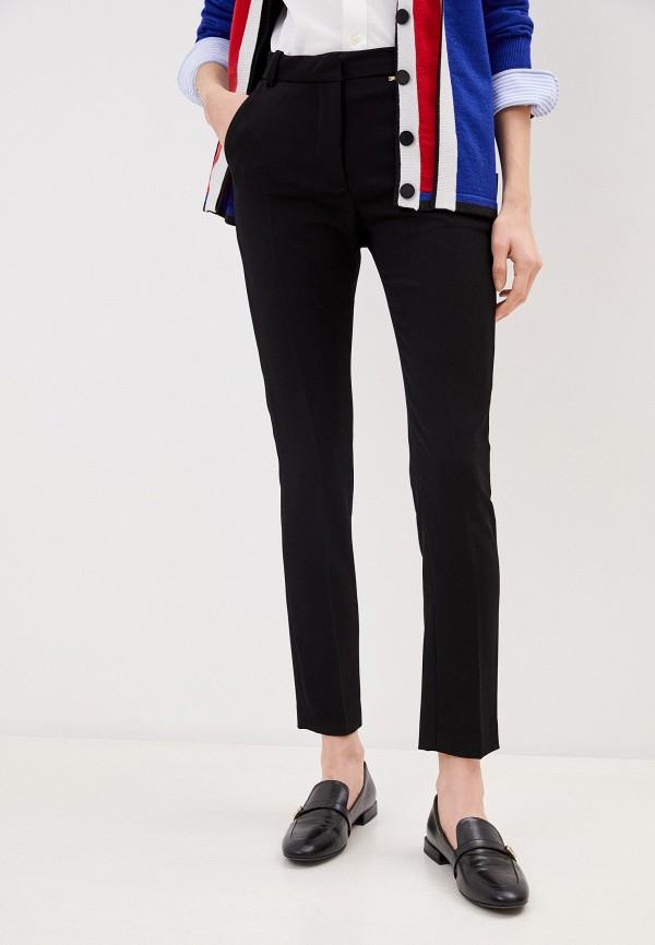 женские повседневные брюки marco bologna, черные