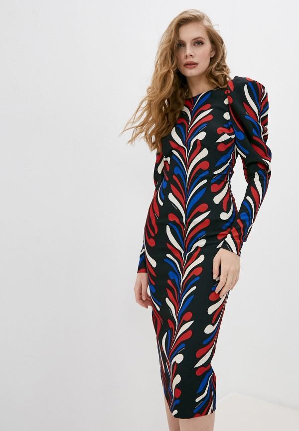 женское повседневные платье marco bologna, разноцветное