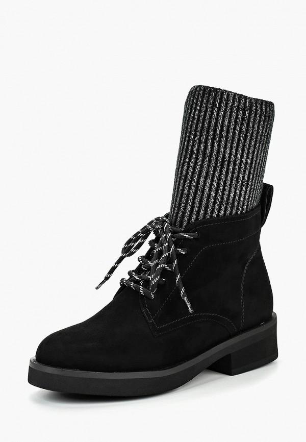 женские ботинки mallanee, черные