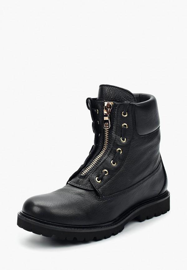 Купить Ботинки Mallanee, ma382awwrp40, черный, Осень-зима 2017/2018