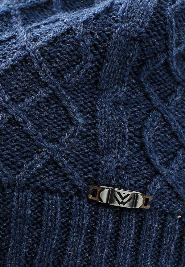 Фото 16 - Шапку Maxval синего цвета