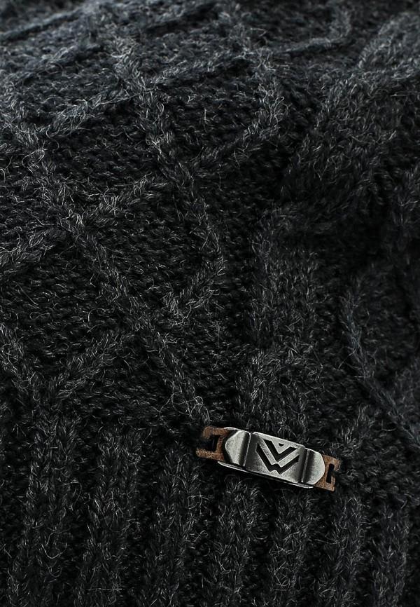 Фото 16 - Шапку Maxval черного цвета
