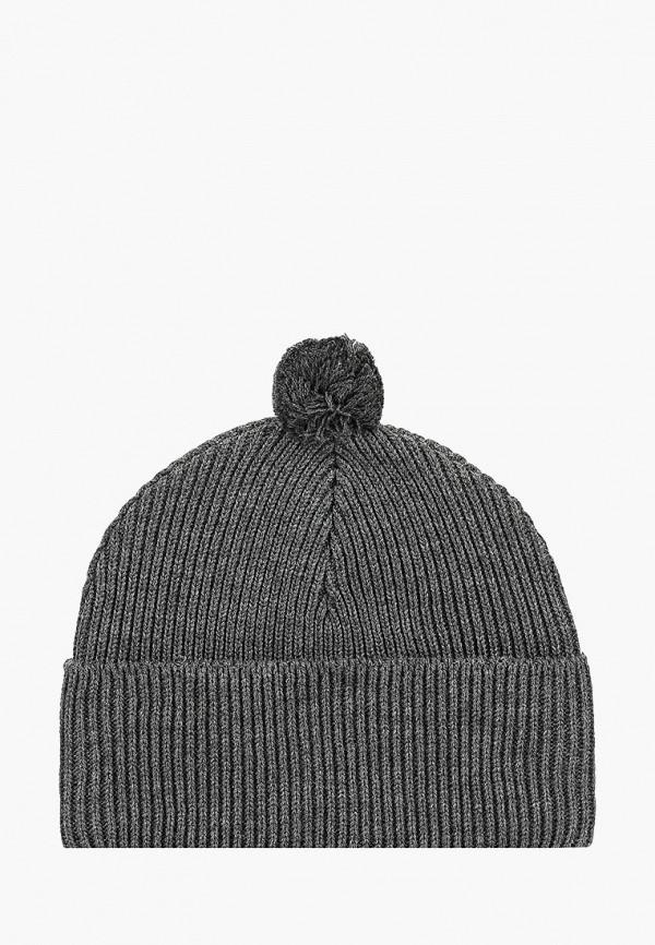 мужская шапка maxval, серая