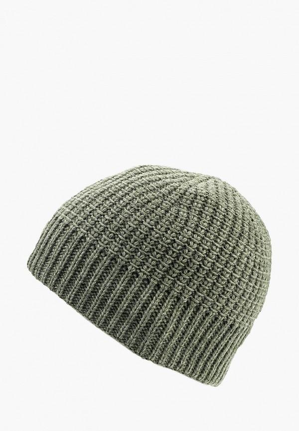 Фото - мужскую шапку Maxval цвета хаки
