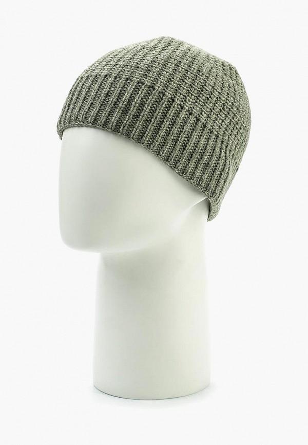 Фото 2 - мужскую шапку Maxval цвета хаки