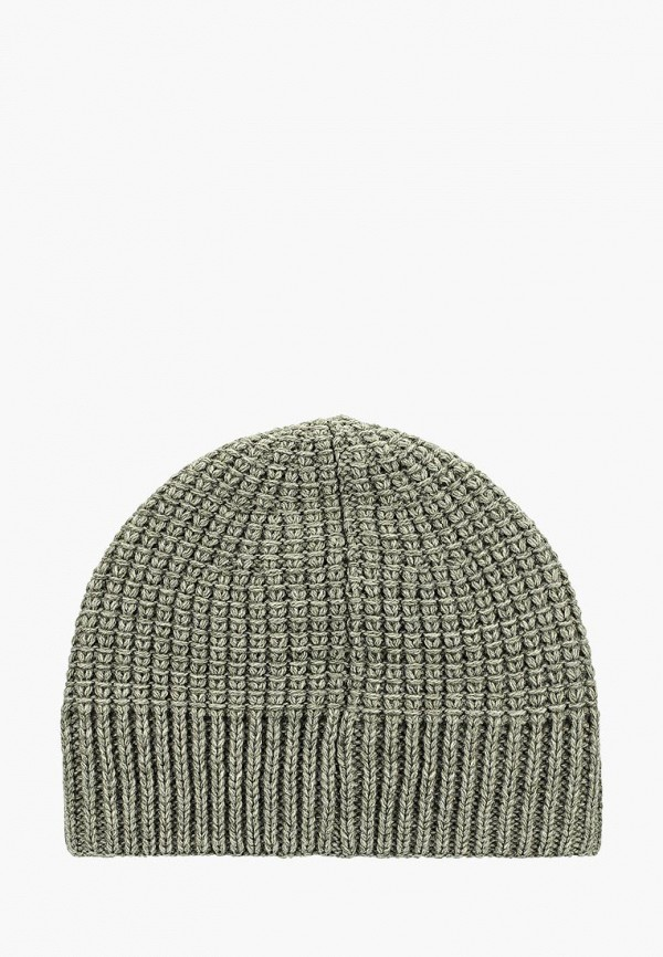 Фото 7 - мужскую шапку Maxval цвета хаки