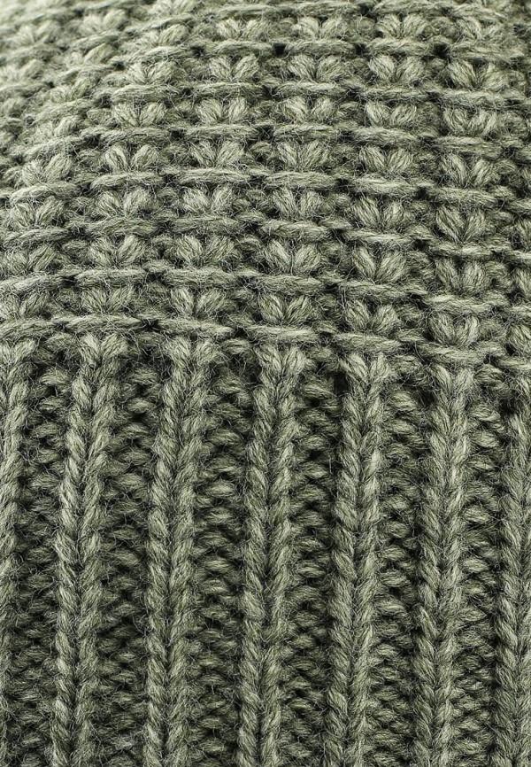 Фото 4 - мужскую шапку Maxval цвета хаки