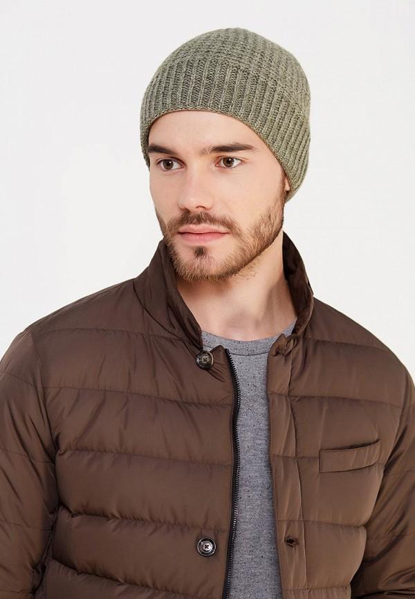 Фото 5 - мужскую шапку Maxval цвета хаки