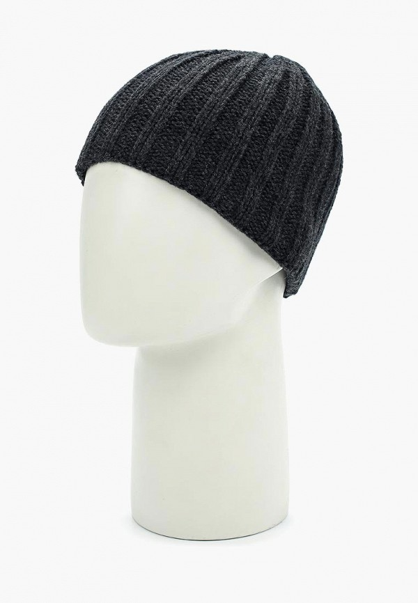Фото 2 - мужскую шапку Maxval серого цвета