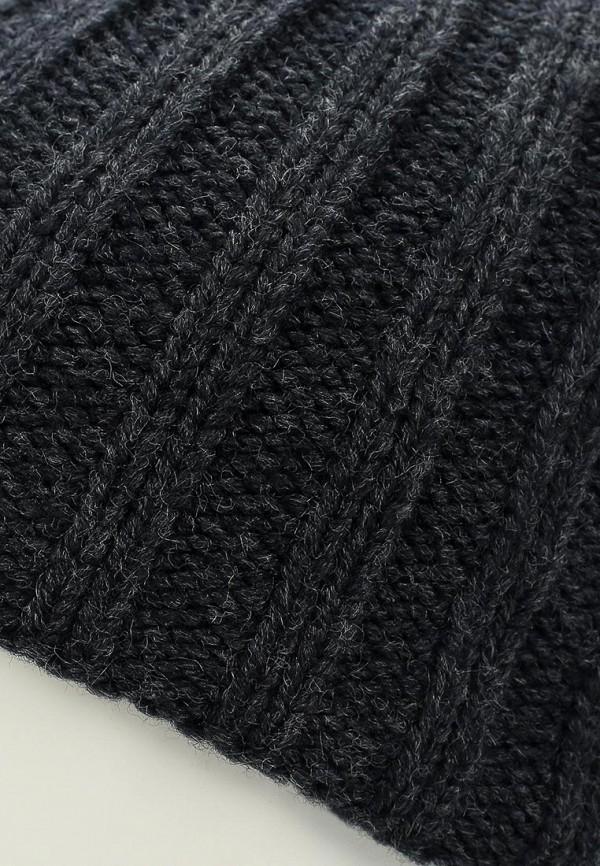 Фото 4 - мужскую шапку Maxval серого цвета