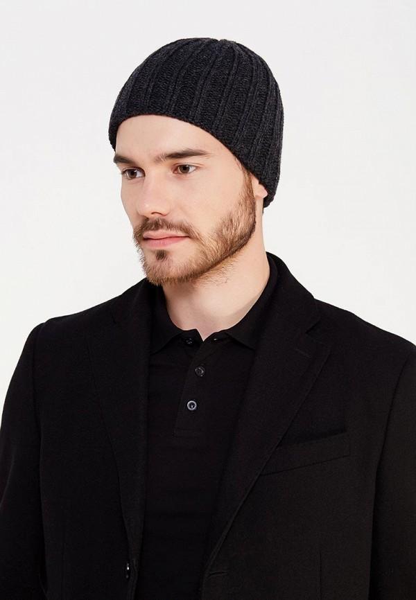 Фото 5 - мужскую шапку Maxval серого цвета