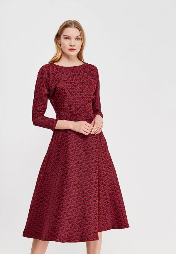 Купить Платье MadaM T, MA422EWAKRU3, красный, Весна-лето 2018