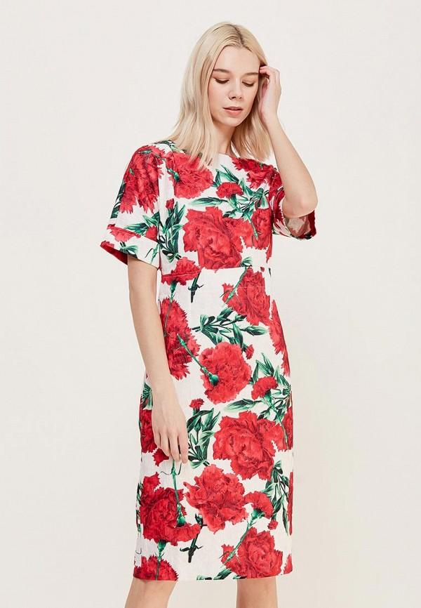 Купить Платье MadaM T, MA422EWAKRW3, красный, Весна-лето 2018