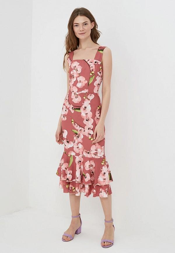 Купить Платье MadaM T, MA422EWATUZ0, розовый, Весна-лето 2018