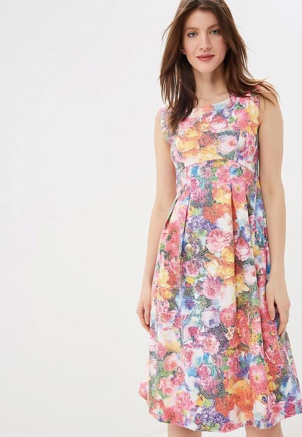 Купить Платье MadaM T, ma422ewbate9, розовый, Весна-лето 2018