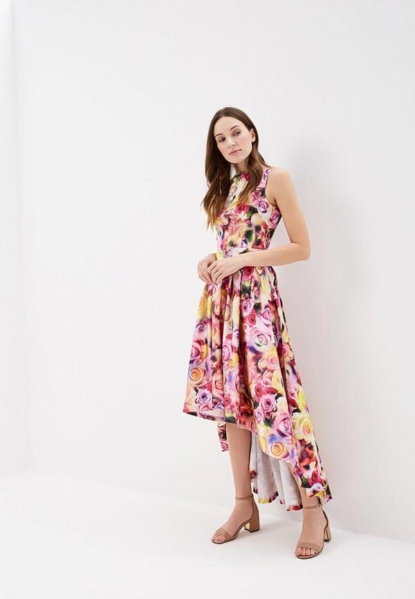 Купить Платье MadaM T, MA422EWBATI8, розовый, Весна-лето 2018