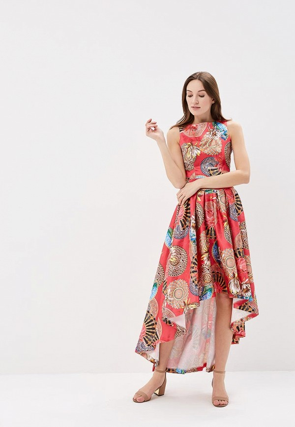 Купить Платье MadaM T, ma422ewbati9, розовый, Весна-лето 2018