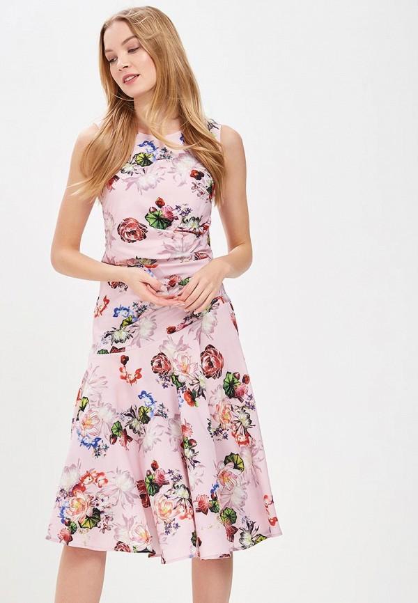 Купить Платье MadaM T, MA422EWBFDR9, розовый, Весна-лето 2018