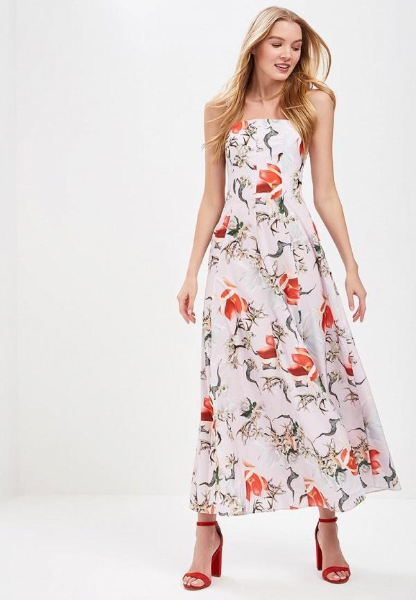 Купить Платье MadaM T, MA422EWBFDW7, розовый, Весна-лето 2018
