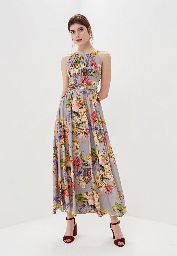 Купить Платье MadaM T, ma422ewbmfw8, серый, Весна-лето 2018