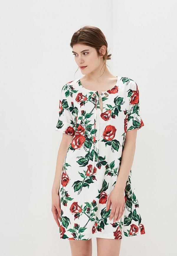 Купить Платье MadaM T, MA422EWBMUG4, белый, Весна-лето 2018