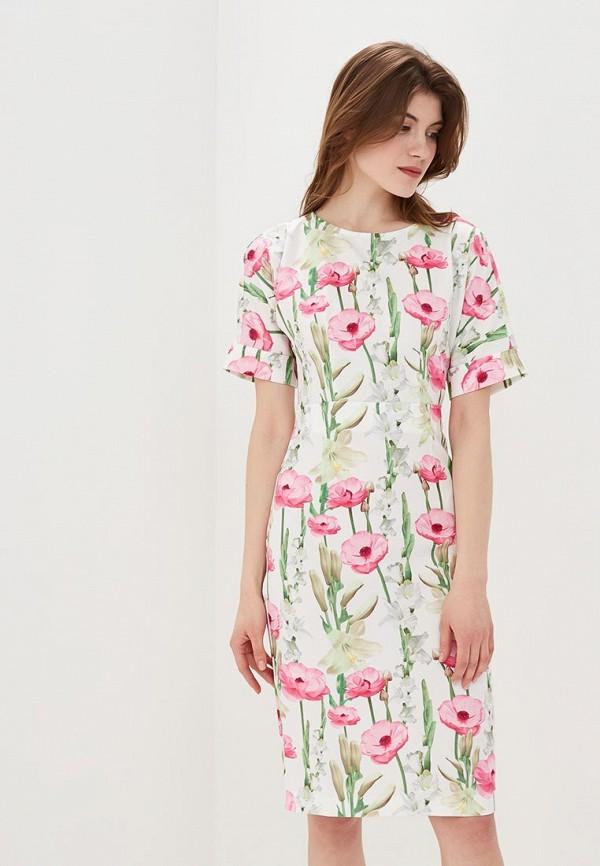 Купить Платье MadaM T, MA422EWBMUH4, белый, Весна-лето 2018