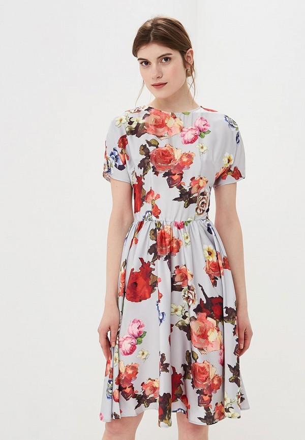 Купить Платье MadaM T, MA422EWBMUI0, серый, Весна-лето 2018