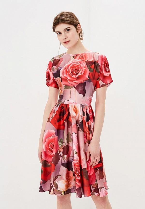 Купить Платье MadaM T, MA422EWBMUI1, розовый, Весна-лето 2018