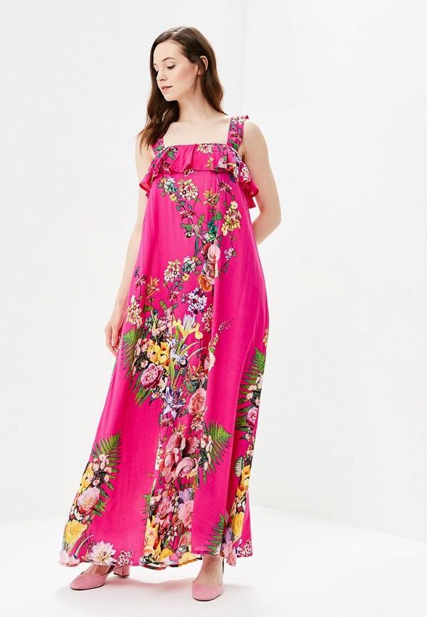 Купить Платье MadaM T, MA422EWBQCB6, розовый, Весна-лето 2018
